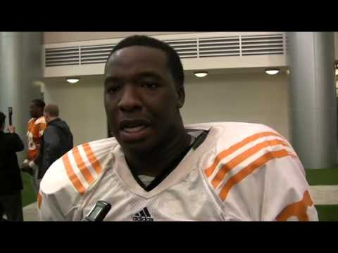Marlon Walls on the Vols