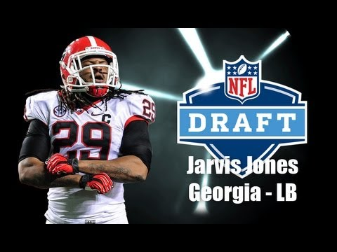 Jarvis Jones - 2013 NFL Draft Profile