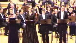 "F. Mendellsohn-Bartholdy -- Oratorio ""Elijah"" Op. 70, 13th Movement."