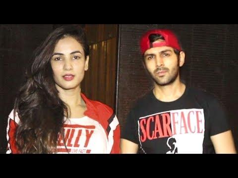 Kartik Aryan & Emraan Hashmi's Jannat Girl Sonal Chouhan Spotted at Juhu Gym