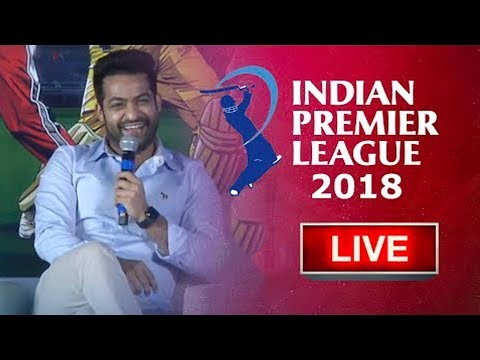 Jr NTR Speech, Signed As Brand Ambassador For VIVO IPL 2018 | Yellow Pixel Tollywood Updates