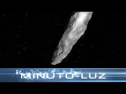 Busca de sinais artificiais no objeto interestelar 'Oumuamua dá em nada. Ou não?