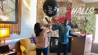 EMOTIONAL GENDER REVEAL + GUESS WHO'S TURNING 30!?  ///  VLOG #8