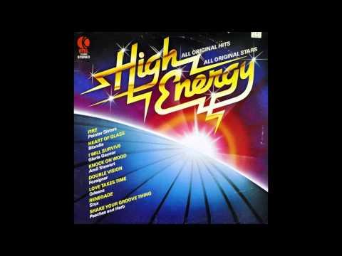 K-Tel Records Presents...High Energy (Full Album 1979)