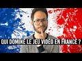 🇫🇷 QUI DOMINE LE JEU VIDÉO EN FRANCE ? 🇫🇷