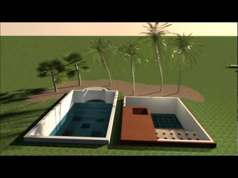 Sweet home 3d pool youtube for Sweet home 3d arredamento