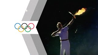 The Real Story of the Barcelona 1992 Olympic Cauldron Lighting