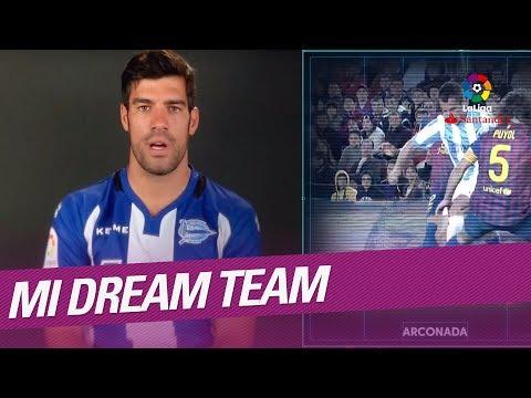 Mi Dream Team: Manu García, Deportivo Alavés