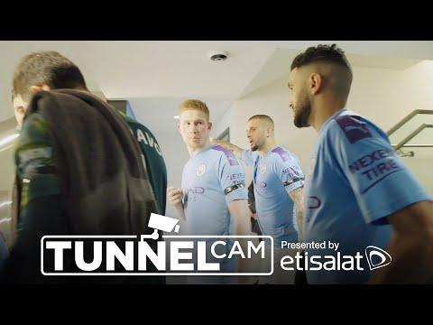 TUNNEL CAM   Man City 2-0 Sheffield Utd
