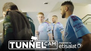 TUNNEL CAM | Man City 2-0 Sheffield Utd