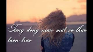 Lời hứa nhạt nhòa - nhạc buồn - Lyric