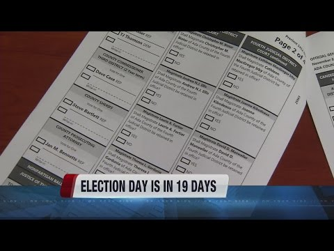 2016 ballot includes proposed amendment to Idaho constitution