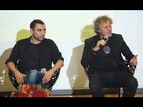 Renzo Rosso & Nicola Formichetti @ Shenkar