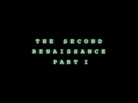 The Animatrix - The Second Renaissance Part I (1/2) [HD]