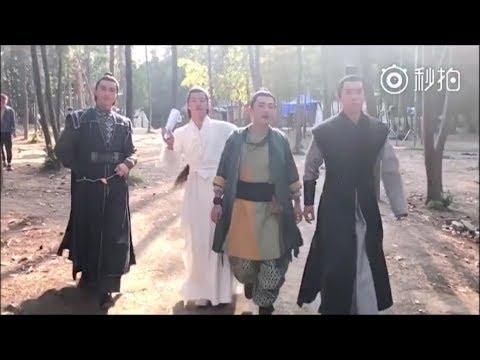 Hậu trường hài hước nhất của phim Phù Dao hoàng hậu(  Legend Of Fuyao