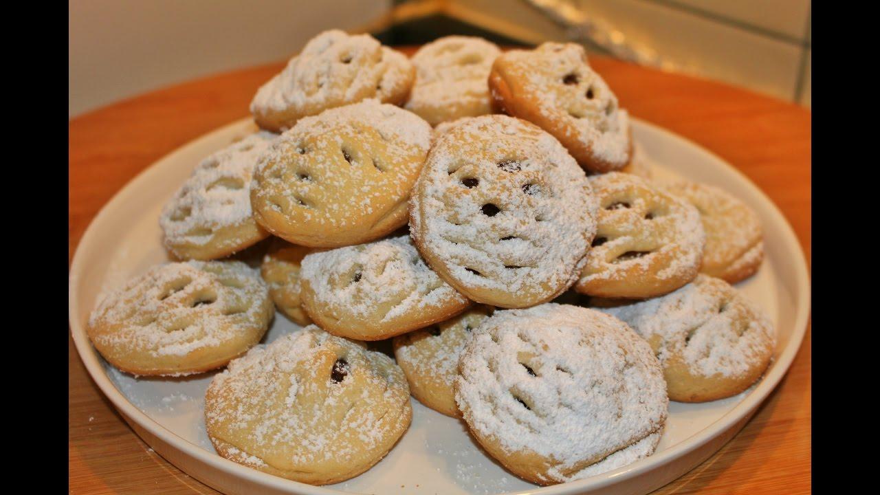 Agizda dagilan nefiss elmali kurabiye tarifi