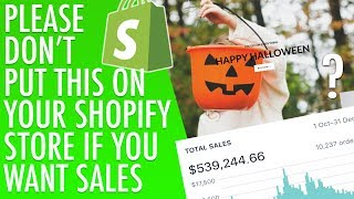SUBSCRIBER STORE REVIEWS: Shopify Drop Shipping Store Tips (Your Store?)