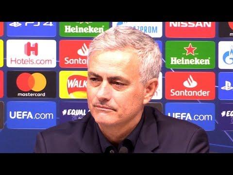 Tottenham 4-2 Olympiakos - Jose Mourinho FULL Post Match Press Conference - SUBTITLES