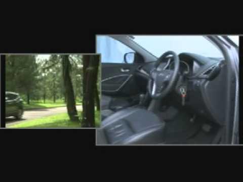 Hyundai Santa Fe Testimoni
