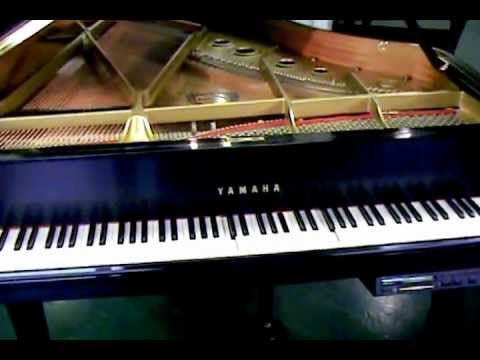 Used Yamaha Baby Grand Piano For Sale Youtube
