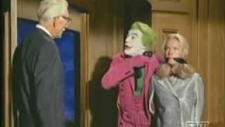 Alfred vs The Joker
