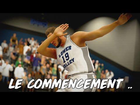 NBA 2K17 : MA CARRIERE #1 | LE COMMENCEMENT !!