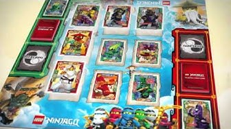 LEGO® Ninjago Trading  Card Game - Spielregeln