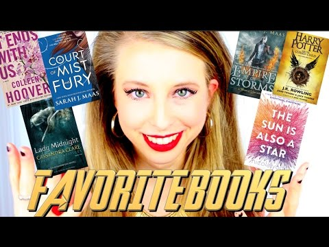 FAVORITE BOOKS | 2016 EDITION