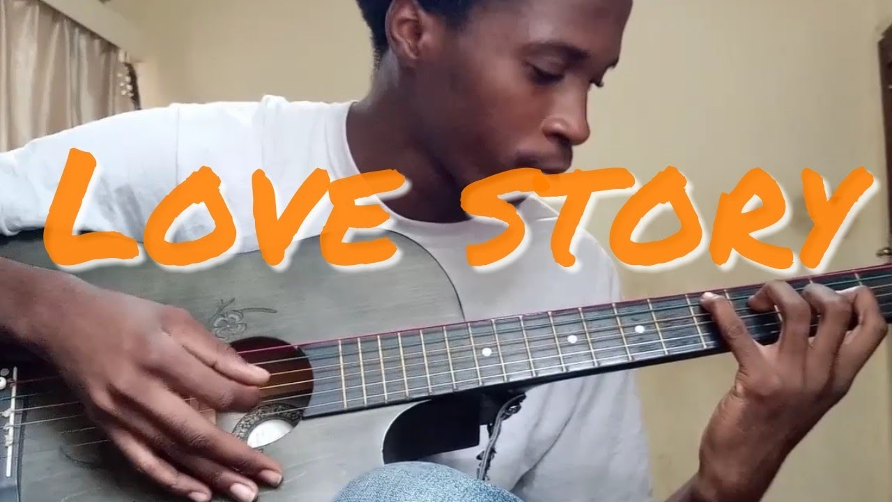 Taylor Swift love story (Acoustic Fingerstyle guitar cover)