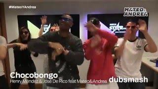 Henry Méndez & José de Rico feat. Mateo&Andrea - Chocobongo