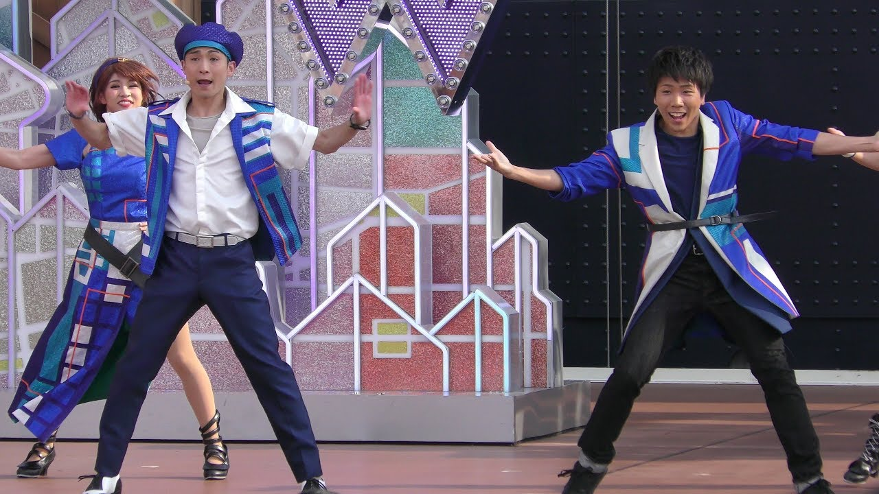ニューヨーク ダンサー ハロー
