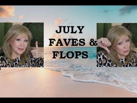 JULY Faves -n- Flops ! Makeup & More! UD-Pacman-NARS-TILBURY-Mascara Battle thumbnail