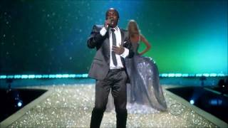 Akon's Angel Performance At Victoria's Secret Fashion Show HD Thumbnail