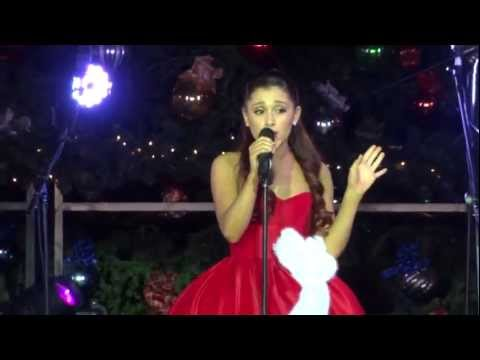 "Ariana Grande - ""Honeymoon Avenue"" and ""Put Your Hearts Up"" (Live in Los Angeles 11-10-12)"