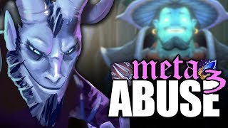 DOTA 2 - META ABUSE vol.3