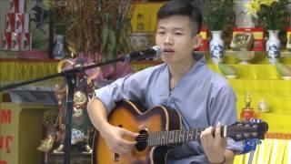 Ca khúc: Tôi Thấy Hoa Vàng Trên Cỏ Xanh - Một Phút Tỏa Sáng - KTMH 2017 - Chùa Khai Nguyên