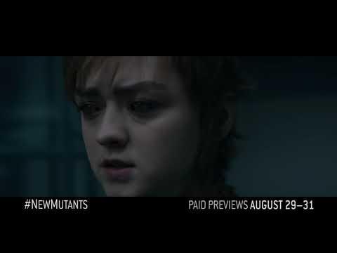 The New Mutants | Dangerous TV Spot | In Cinemas Sept 4 novedades sobre los nuevos mutantes