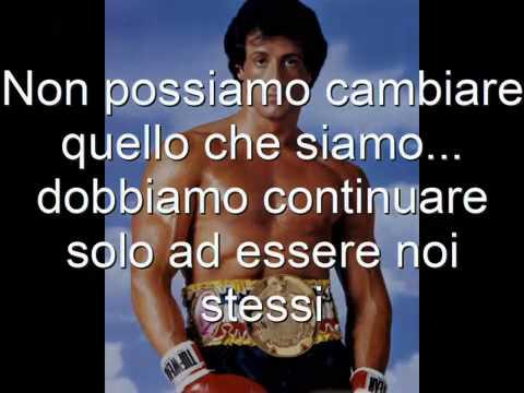 Frasi Celebri Rocky 6.Le Frasi Motivazionali Di Rocky Youtube