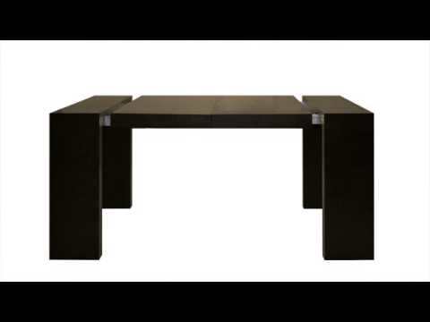 Cmondesign Table Console Extensible Youtube