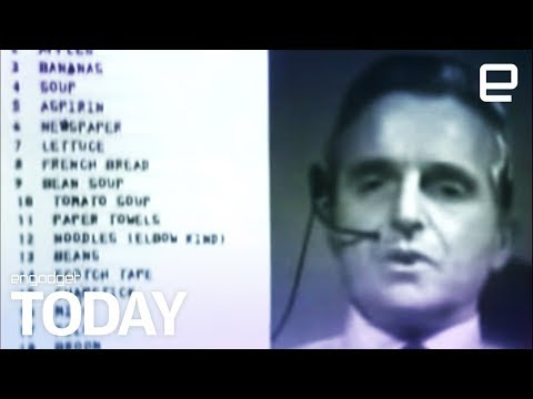 50 years ago, 'the mother of all demos' foretold our tech future | Engadget Today
