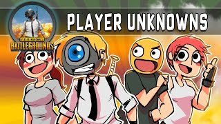 THE BEST TIME TO WEAR A STRIPED SWEATER. | Player Unknowns: Battlegrounds (Funny Moments)