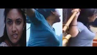 Keerthy Suresh hot boobs ||Nipple Slip|| Indian Actress||