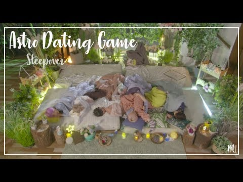 Astro Dating Game   Sleepover