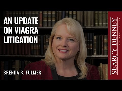 An Update on Viagra Litigation