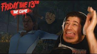 JASON PUSTI ME DA ŽIVIMMMM!!! - Friday the 13th