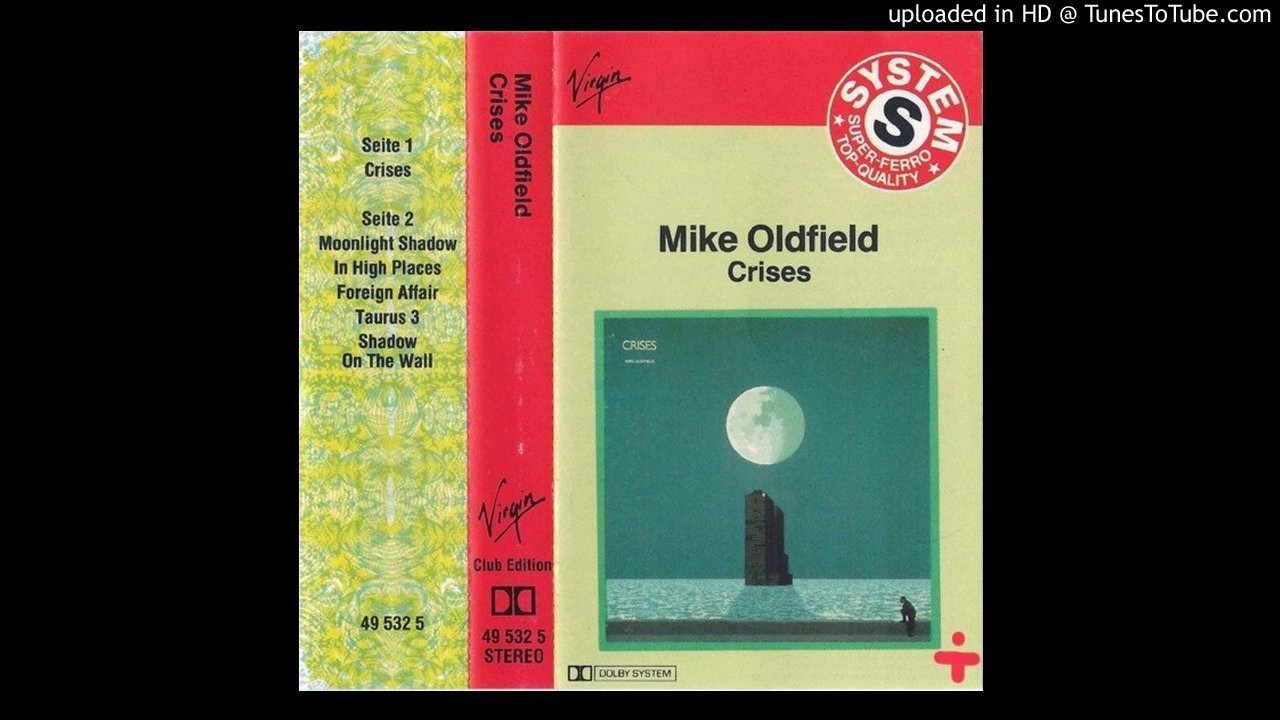 MIKE OLDFIELD + Crises + 04 + Foreign Affair - YouTube