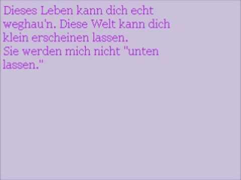 Justin Bieber - Born To Be Somebody (Deutsche Übersetzung)