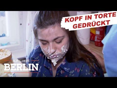 Gefährliche Essstörung: Frau verweigert Nahrung | Auf Streife - Berlin | SAT.1 TV