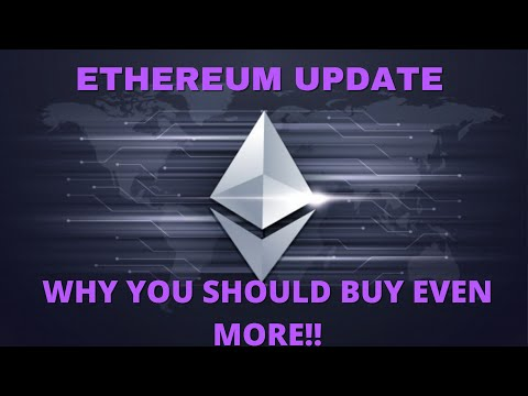 Ethereum News: Whale bought another 75MIL in to ethereum!! #ethereum #crypto