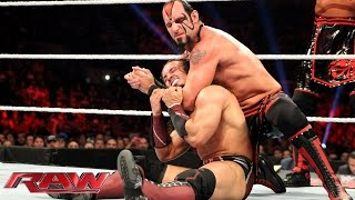 Neville & The Lucha Dragons vs. Stardust & The Ascension: Raw, Sept. 21, 2015